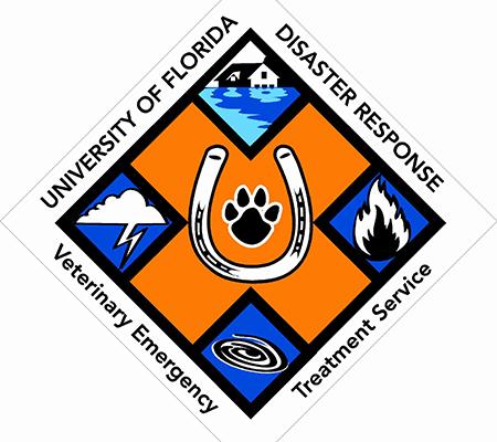 UF Vet med Disaster Response poster