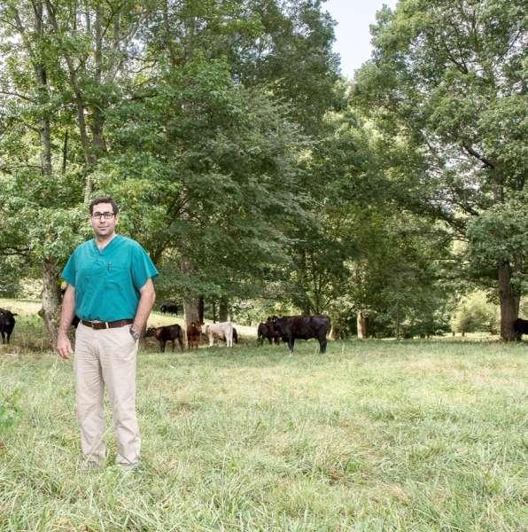 Dr. Bittar in field